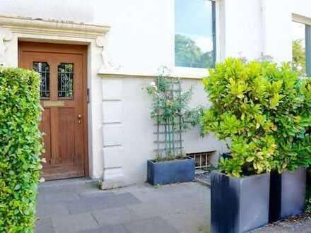 Kapitalanlage: 4-Parteienhaus in der Bonner Südstadt mit idyllischem Süd-West-Garten