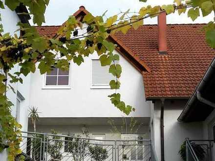 Eigentumswohnung im maisonetten Stil