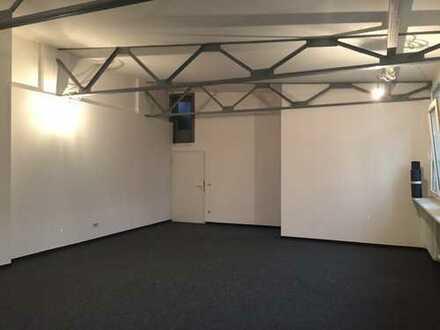 Loftbüro, renoviert in der Bahnhofstraße Seligenstadt.