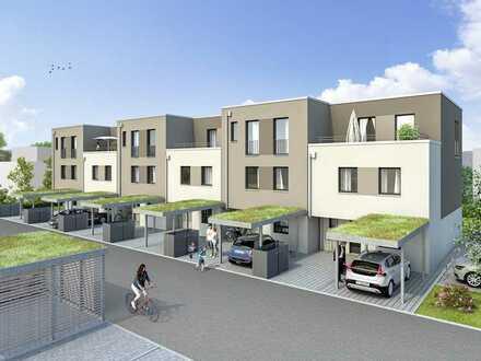 Stadthaus mit Keller und mit 5 Zimmern, Dachterrasse und Garten - ideal für die Familie
