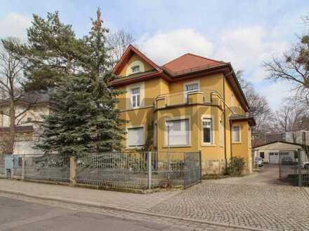 Voll vermietetes WGH mit 1.000 m² großem Baugrundstück in beliebter Wohnlage