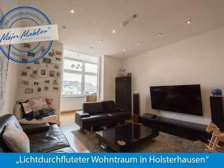Lichtdurchfluteter Wohntraum in Holsterhausen!