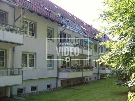 Großzügige ETW mit 4 Zimmern und 2 Balkonen in zentraler Lage