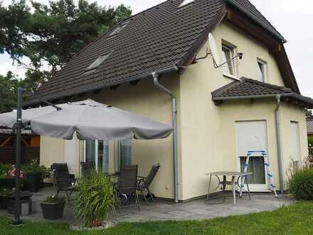 Wieder verfügbar* Top-Einfamilienhaus im grünen Waldesruh