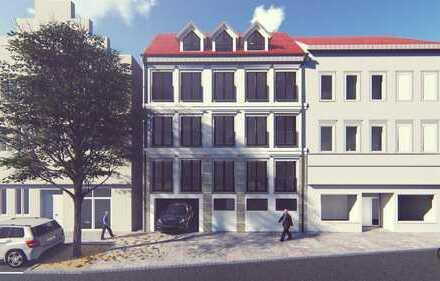 Lippstadt-Innenstadt. Exklusive Neubau-Eigentumswohnung mit Aufzug.