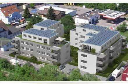 Exklusive Penthouse-Wohnung mit Dachterrasse und traumhafter Aussicht!