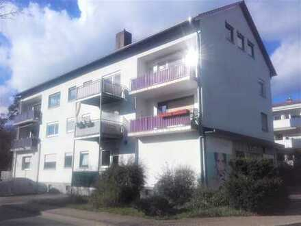 SEEHEIM, Helle 3-Zimmer-Dachgeschoss-Wohnung