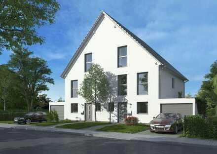 Doppelhaushälften in Brühl