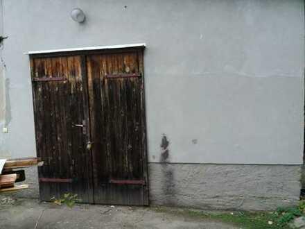 32 m² Lager Werkstatt Garage ca. 8,40 x 3,60 m am Rande von Spremberg