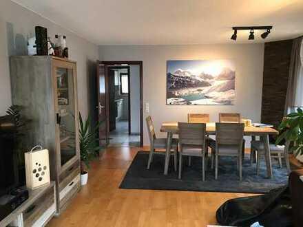 Gepflegte 3-Zimmer-Wohnung mit Balkon und EBK in Reutlingen-Sondelfingen