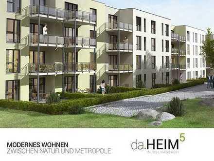 www.daheim5.de - Barrierefreie 2-Zi.-Wohnung mit Balkon