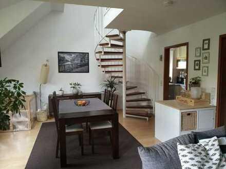 2 Zimmer Maisonetten Wohnung
