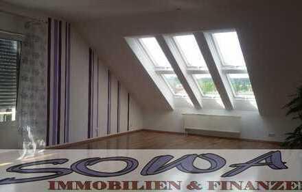 Neuzugang! Helle 3 Zimmerwohnung in Neuburg - Ihre Immobilienpartner in der Region SOWA Immobilie...