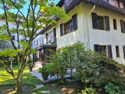 ***SWR & Brenners Parkhotel Baden-Baden - Möblierte 3-Zimmer-Wohnung ***