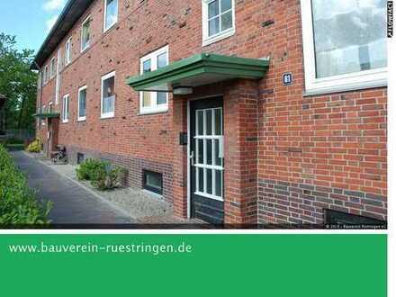 Zwei-Zimmer-Dachgeschosswohnung in der Gartenstadt Siebethsburg mit herrlichem Ausblick ins Grüne