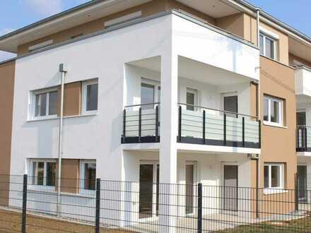 Attraktive 3,5-Zimmer-Wohnung in ruhiger Lage, mit Einbauküche und Balkon