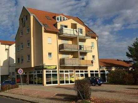 Helle 3-Raum-Wohnung in Siebleben