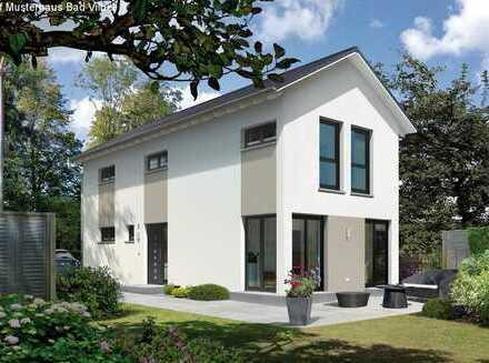Ihr Traumhaus inkl. Grundstück und Wohlfühlgarten in attraktiver Wohnlage KFW 55