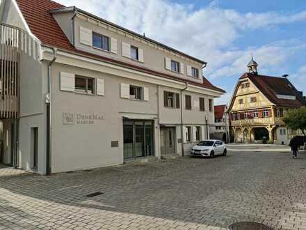 //Historischer Ortskern //Brunnenhof Beuren //4-Zimmer-Maisonette //Balkon //Gourmetküche