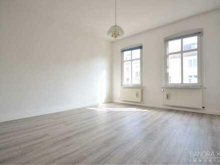 neu renovierte 2-Raum-Wohnung inmitten von Ziebigk