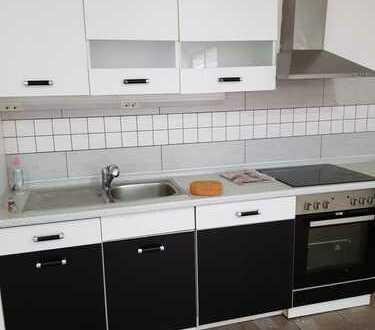 Freundliche 2-Zimmer-Wohnung mit Einbauküche in Flechtorf