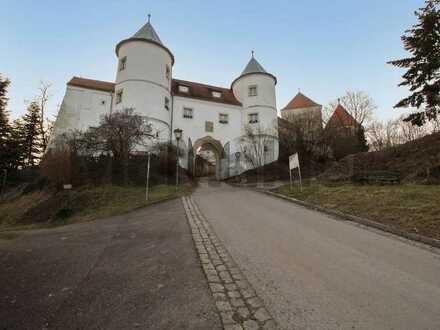 Sicher und zuverlässig! Dauerhaft bewohntes Apartment im Seniorenheim im Schloss Wörth