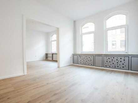 Schöne 5-Zimmer-Wohnung mit Balkon und EBK in Hannover-List