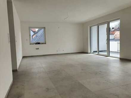 Erstbezug: exklusive 3-Zimmer-Wohnung mit Balkon in Würzburg/Versbach