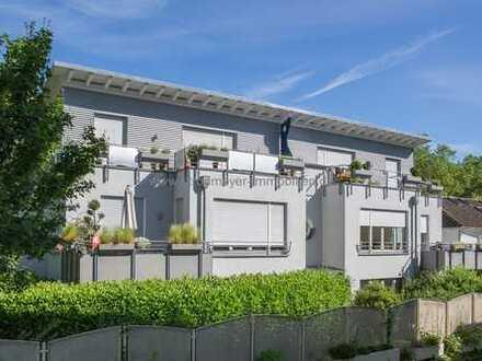 Moderne Wohnqualität in Spitzenlage, ca. 97 m² Wohnung in Nähe Stadtgarten mit Balkon und Tiefgarage
