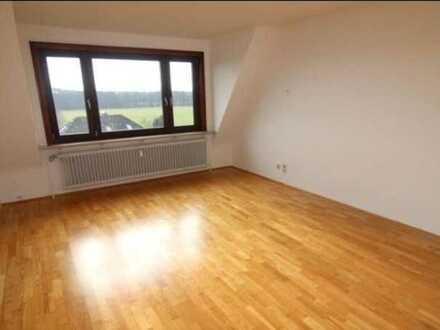 Modernisierte 2,5-Zimmer-Wohnung mit Balkon und EBK in Escheburg