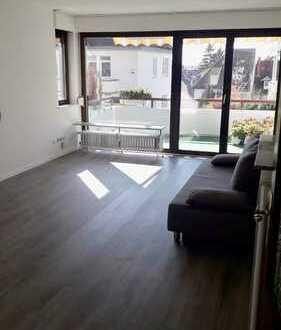 Heidelberg/Südstadt: 3-Zimmer-Wohnung mit Balkonen