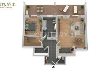 Exklusive 2-Zimmer Wohnung - Barrierefrei -