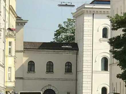 Stilvolles Appartement, Schwabing/Maxvorstadt, Univiertel, luxuriös möbliert, Balkon