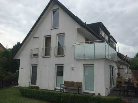 Attraktive 3-Zimmer-Maisonette-Wohnung mit Balkon und EBK in Bad Oeynhausen