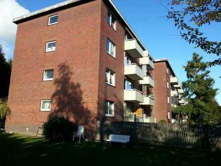 Schöne gepflegte vier Zimmer Wohnung in Friesland (Kreis), Schortens