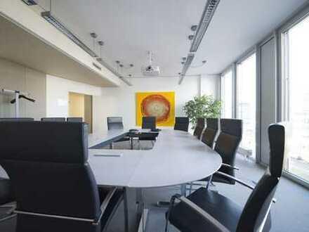 Moderne und effiziente Büroflächen im Quartier (n) - Perfekte Anbindung an Luft, Straße und Schiene