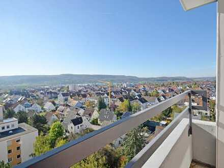 Hoch hinaus - Wohnen über den Dächern von Leonberg