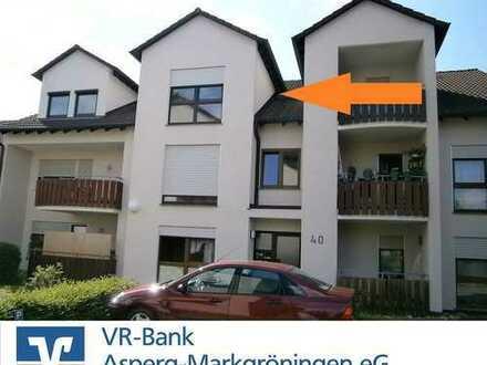 Geräumige 3-Zimmer-Dachgeschosswohnung für Kapitalanleger und Eigennutzer!