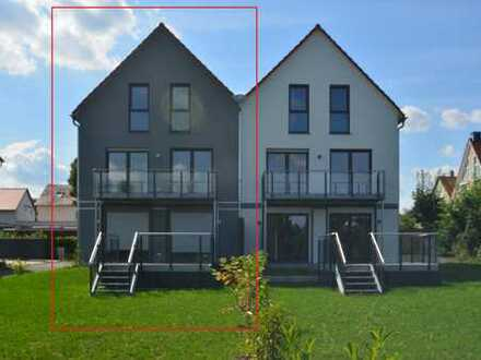 Main-Steghaus, direkt am Wasser, Doppelhaushälfte, ab 01.04
