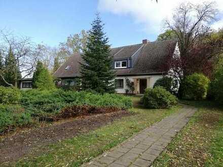 + Maklerhaus Stegemann + ehemaliges Forsthaus in idyllisches Dorflage bei Stralsund