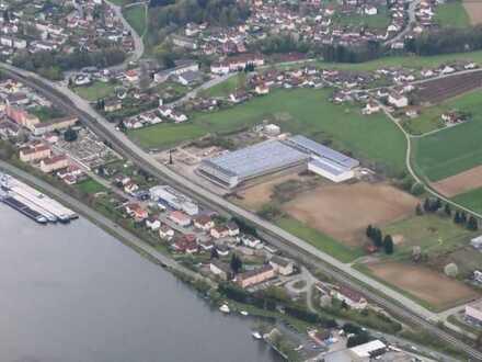 Büroflächen in Toplage mit Donaublick