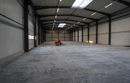 Hochwertige Lager-/Produktionshalle in Bünde zu vermieten