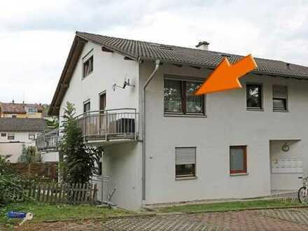 Moderne 2,5 Zimmerwohnung mit AAP in sehr guter Lage
