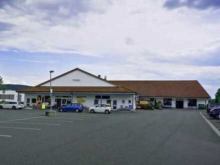 Einzelhandel / Gewerbefläche in Rattelsdorf
