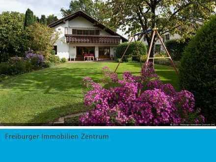 Mehrgenerationenhaus in FR-Littenweiler an der Dreisam