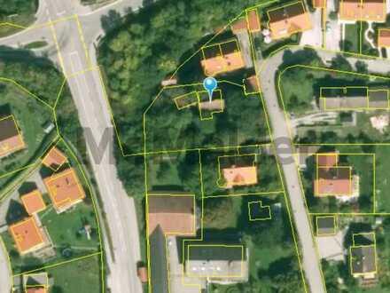 Verkehrsgünstig und vielseitig nutzbar: Großzügiges Grundstück mit Altbestand nahe München