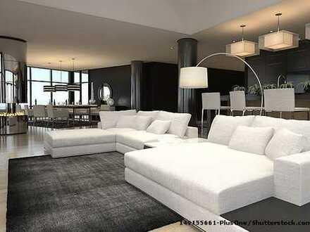 kurzfristiger Bezug / Penthouse mit großzügiger Terrasse / Weitblick / hohe Räume /