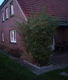 DHH - klein aber fein - 3 ZI, Garten, Stellplatz/Fahrradschuppen - Wittmund, Nähe Krankenhaus
