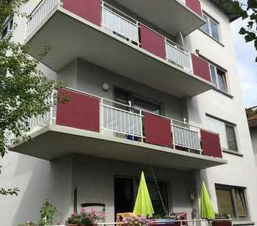 Ansprechende 4-Zimmer-Wohnung mit Balkon im Kurviertel Bad Kreuznach