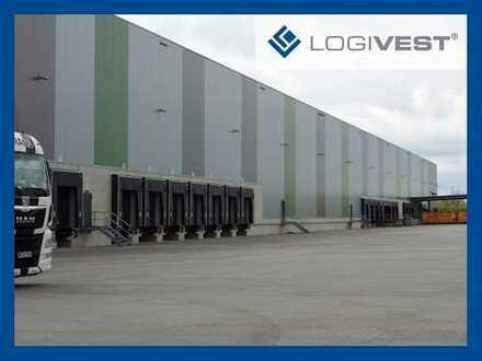 Neubau einer Logistikhalle in Ludwigsfelde an der A10